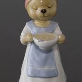 Victoria 2007 Annual Teddy Bear Figurine, Royal Copenhagen