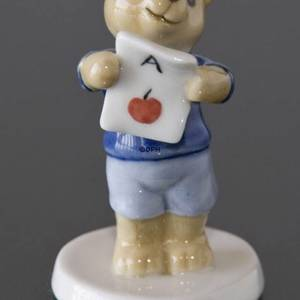 Theo 2007 Annual Teddy Bear Figurine, Royal Copenhagen | Year 2007 | No. 1249396 | DPH Trading
