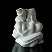 "Figurines in the series ""Emotions"", Passion"