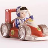 Race car Driver, Royal Copenhagen figurine