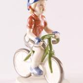 Racing cyclist, Royal Copenhagen figurine
