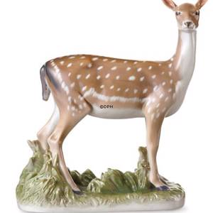 Doe, Female, Royal Copenhagen figurine | No. 1249465 | DPH Trading
