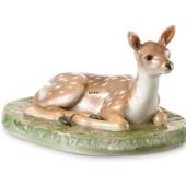 Doe, Female, Royal Copenhagen figurine