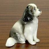 Cavalier King Charles, Royal Copenhagen dog figurine