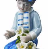 Royal Copenhagen Annual Figurine 2008, Oliver