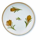 Flower plaquette with Crocus, Royal Copenhagen