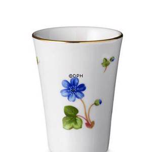 Vase with Hepatica, Royal Copenhagen | No. 1249637 | DPH Trading