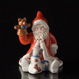 The Annual Santa 2009, Santa puts on a puppet show | Year 2009 | No. 1249757 | DPH Trading