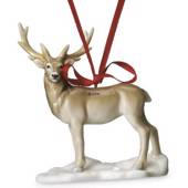 Bing & Grondahl Christmas ornament 2009, Stag