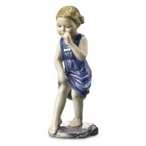Isabella in summer, Royal Copenhagen figurine