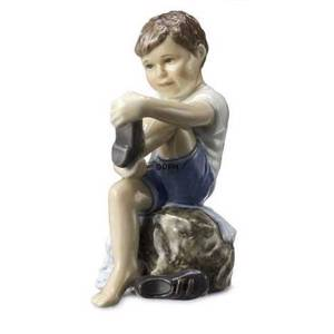 Peter in summer, Royal Copenhagen figurine | No. 1249801 | DPH Trading