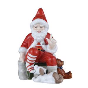The Annual Santa 2012, Santa on his way, Royal Copenhagen | Year 2012 | No. 1249840 | DPH Trading