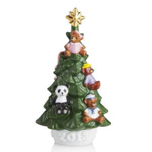 2013 The Annual Christmas Tree with teddy bears, Royal Copenhagen | Year 2013 | No. 1249844 | DPH Trading