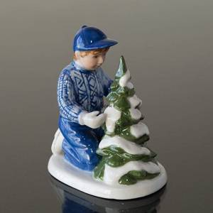 Royal Copenhagen Annual Figurine 2014, Alfred