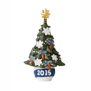The Annual Christmas Tree 2015, Royal Copenhagen | Year 2015 | No. 1249852 | Alt. 1016801 | DPH Trading