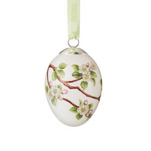 Easter egg with apple branch, Royal Copenhagen Easter Egg 2012 | Year 2012 | No. 1249911 | Alt. R1249911 | DPH Trading