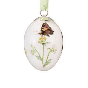 Easter egg with butterfly, Tortoiseshell, Royal Copenhagen Easter Egg 2013 | Year 2013 | No. 1249925 | Alt. R1249925 | DPH Trading