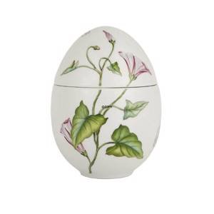 Easter egg, bonbonniere standing with bindweed, Royal Copenhagen Easter Egg...
