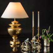 Table lamp Brass without lampshade 52 cm (Expected for delivery mid Novembe...