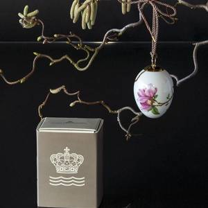 Easter egg with magnolia, Royal Copenhagen Easter Egg 2019 | Year 2019 | No. 1252007 | Alt. 1027143 | DPH Trading