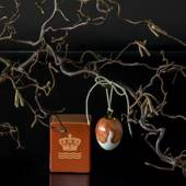 Easter egg with quince petals, Royal Copenhagen Easter Egg 2020