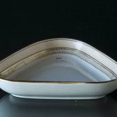 Gisselfeld, Angular pickle dish, Royal Copenhagen