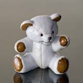Julius White Polar Bear, Royal Copenhagen figurine