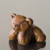 Julius Brown Bear Small, Royal Copenhagen figurine