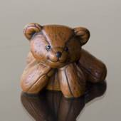 Julius Brown Bear Medium, Royal Copenhagen figurine