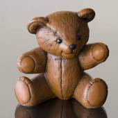 Julius Brown Bear, Royal Copenhagen figurine