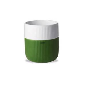 Contrast mug, forest green, Royal Copenhagen, capacity 33 cl. | No. 1284495 | DPH Trading