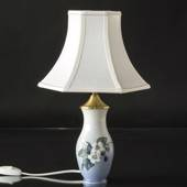 Table lamp with Blackberry, Royal Copenhagen No. 288-2289