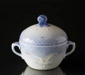 Seagull Service without gold Sugar Bowl, Bing & Grondahl - Royal Copenhagen...