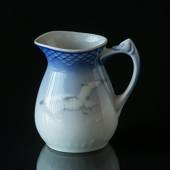 Seagull Service without gold, Cream Jug, capacity 15 cl., Bing & Grondahl -...