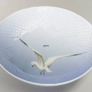 Service Seagull without gold, Bowl 22cm | No. 1300577 | Alt. 3/44B | DPH Trading