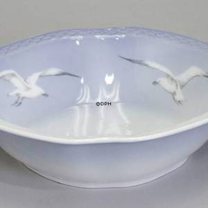 Service Seagull without gold, salad bowl 25cm