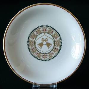 Cake plate for 2001 Bing & Grondahl Christmas Cup - CAKE PLATE ONLY