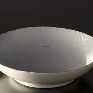 Seagull Service with gold, salad bowl, round, capacity 16 cl, Bing & Gronda...