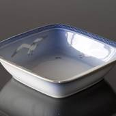 Seagull Service with gold, salad bowl, round, capacity 90 cl, Bing & Gronda...