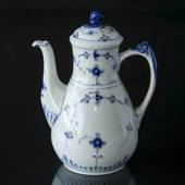 Blue Traditional Coffee pot, small, capacity 100 cl.