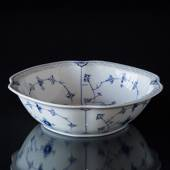 Blue traditional Potato Bowl, Blue Fluted Bing & Grondahl 23cm
