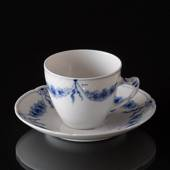 Empire tableware Espresso cup and saucer, Bing & Grondahl