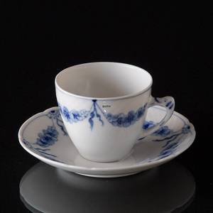 Empire tableware Espresso cup and saucer, Bing & Grondahl | No. 1425059 | Alt. 4825-463 | DPH Trading