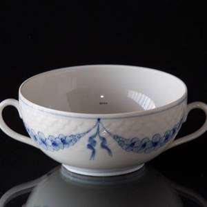 Empire tableware, soup cup without lid and saucer, Bing & Grondahl | No. 1425106-1 | DPH Trading