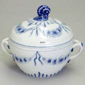 Empire tableware large sugar bowl, capacity 25 cl., Bing & Grondahl