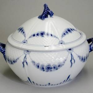 Empire tableware soup tureen, small, Bing & Grondahl | No. 1425181 | DPH Trading