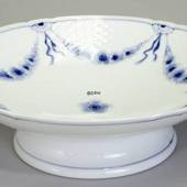 Empire tableware cake bowl on fixed stand 23cm