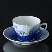 Coffee cup WITH saucer Christmas rose Service Bing & Grondahl