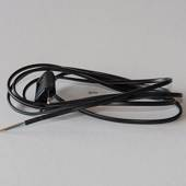 Black wire without switch 2.5m