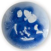 Desiree Svend Jensen Mother's Day Plate
